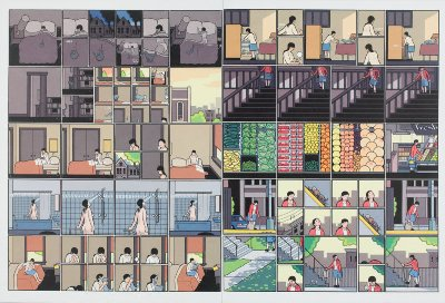 Chris Ware Acme Novelty Library